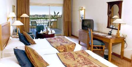 nile view room